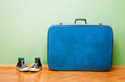 how to pack a small suitcase for a month