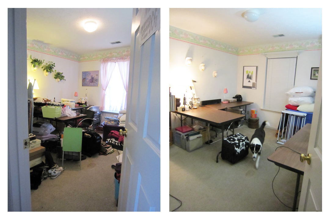 Incredible Clutter Transformations